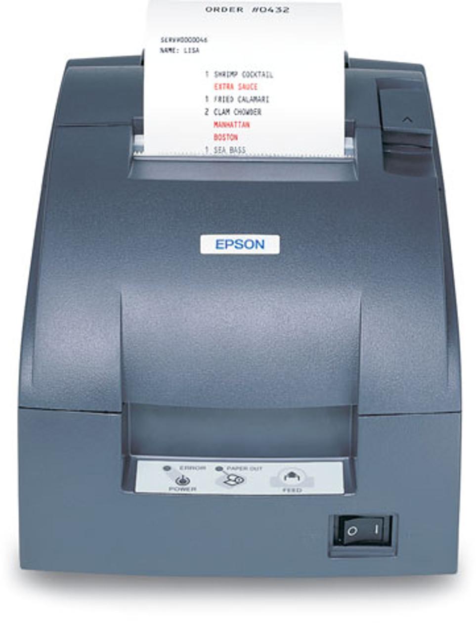 Epson C31C515A8761 TM-U220D POS Receipt Printer