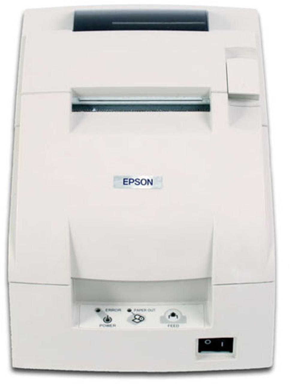 Epson C31C515A8771 TM-U220D, POS Receipt Printer, USB, White