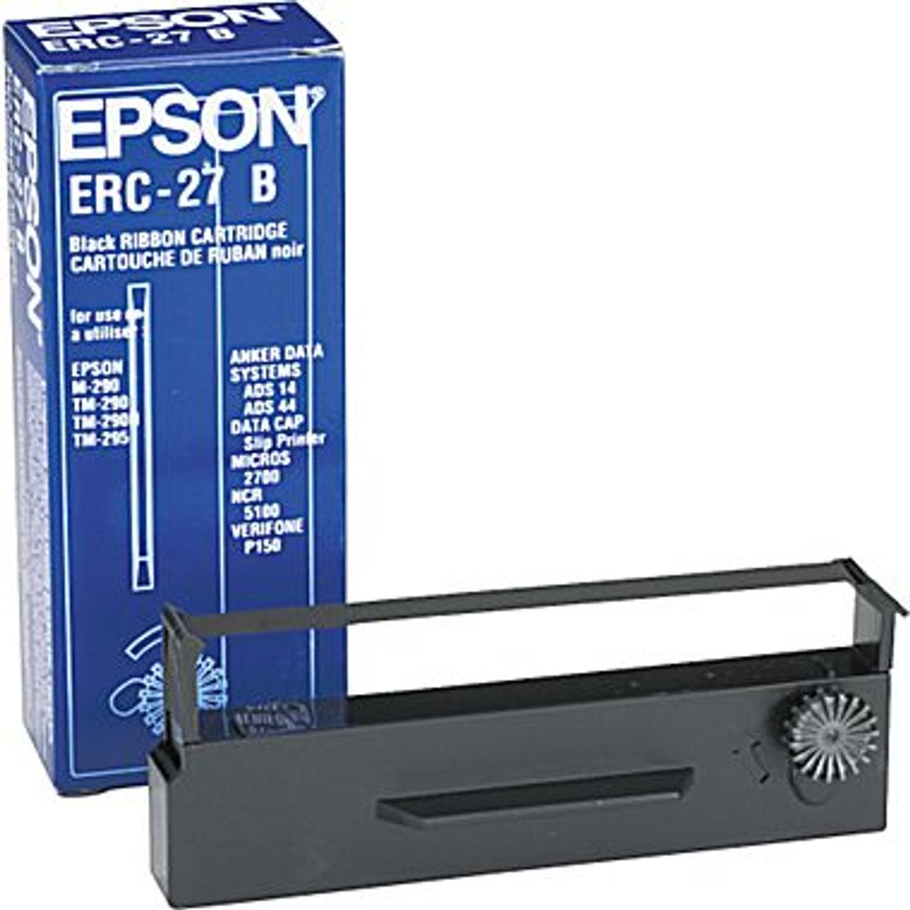 Epson Slip Printer Black Ink Ribbon