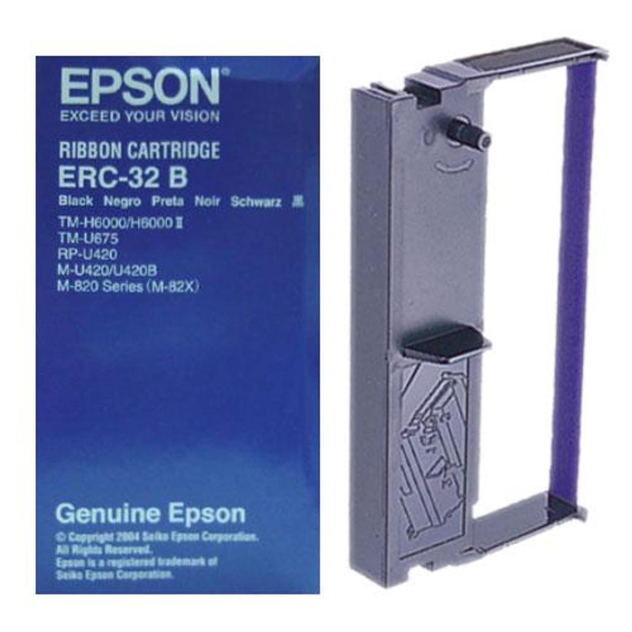 Epson Slip Printer Ink Ribbon For Use In TM-H6000