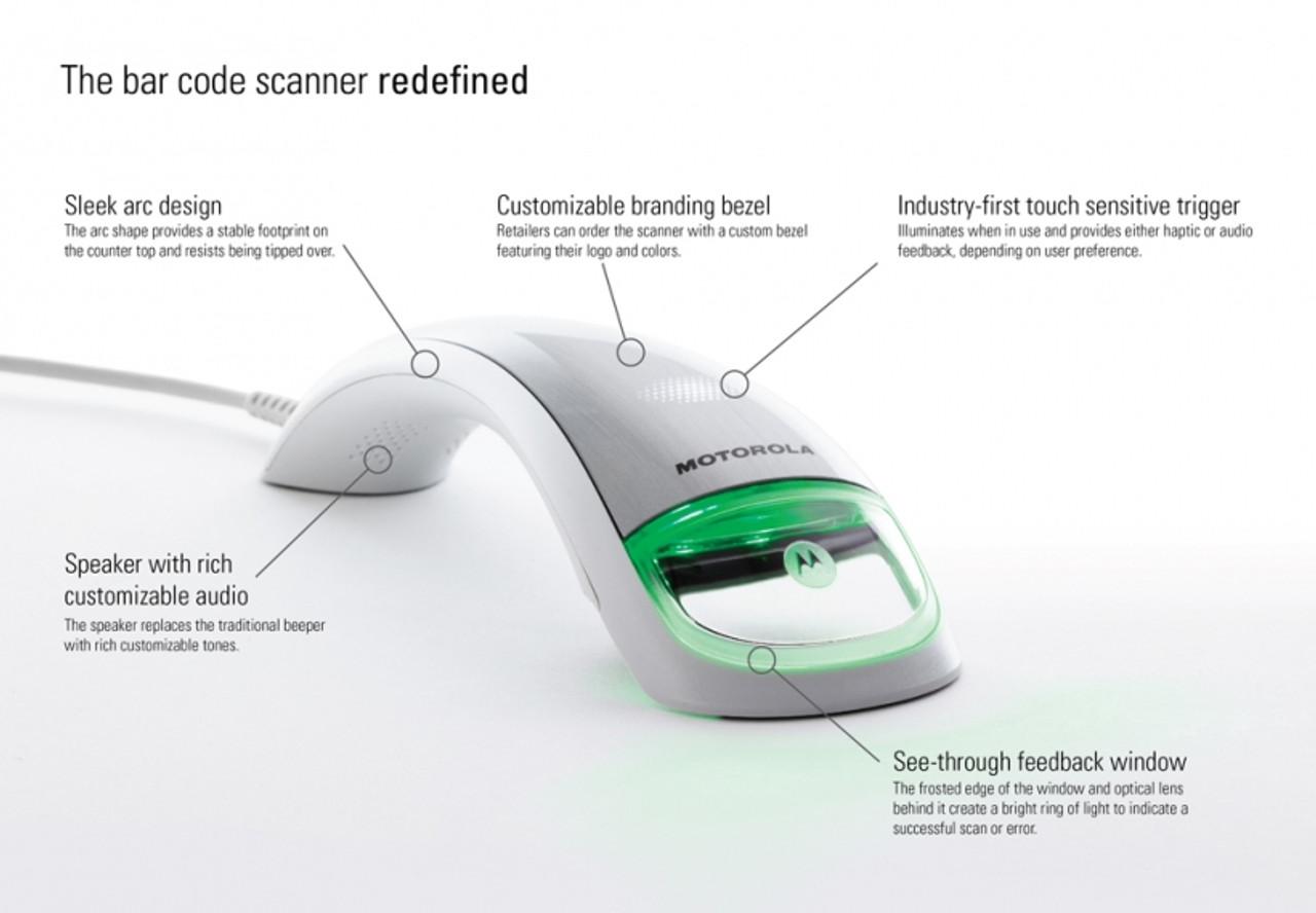 Zebra Symbol DS4800 Scanner