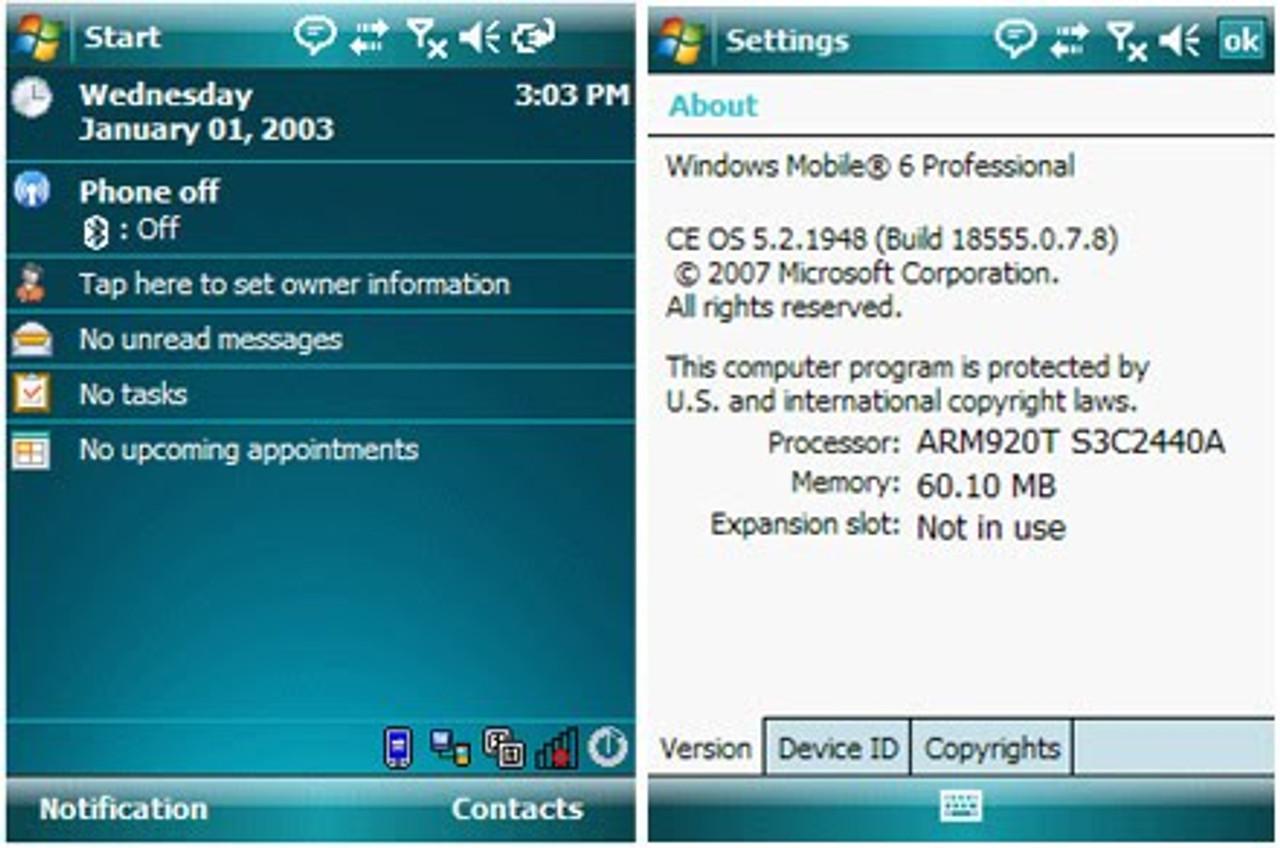 PC America CRE Mobile Pocket Inventory