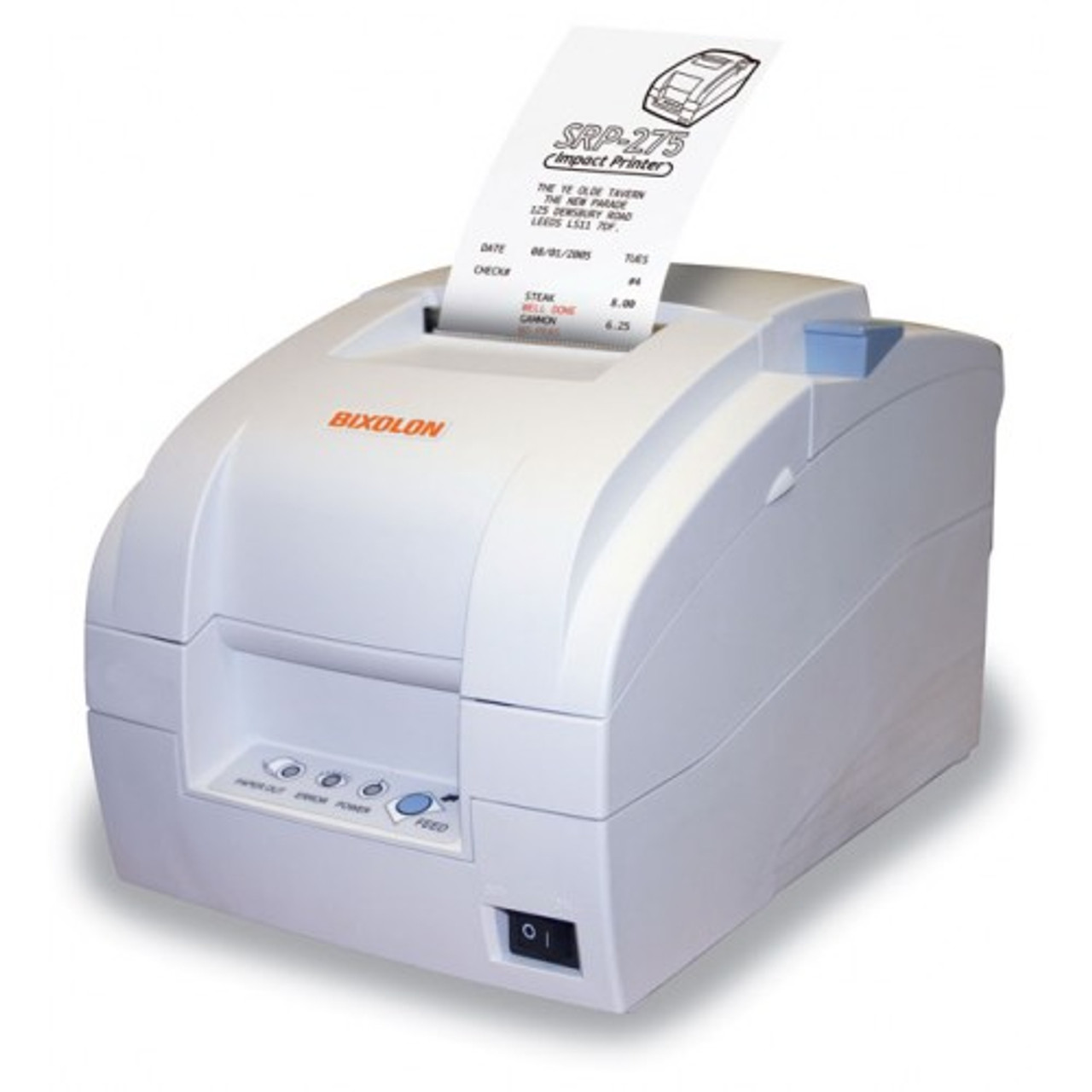Bixolon SRP-275II, SRP-275CG Printer, White