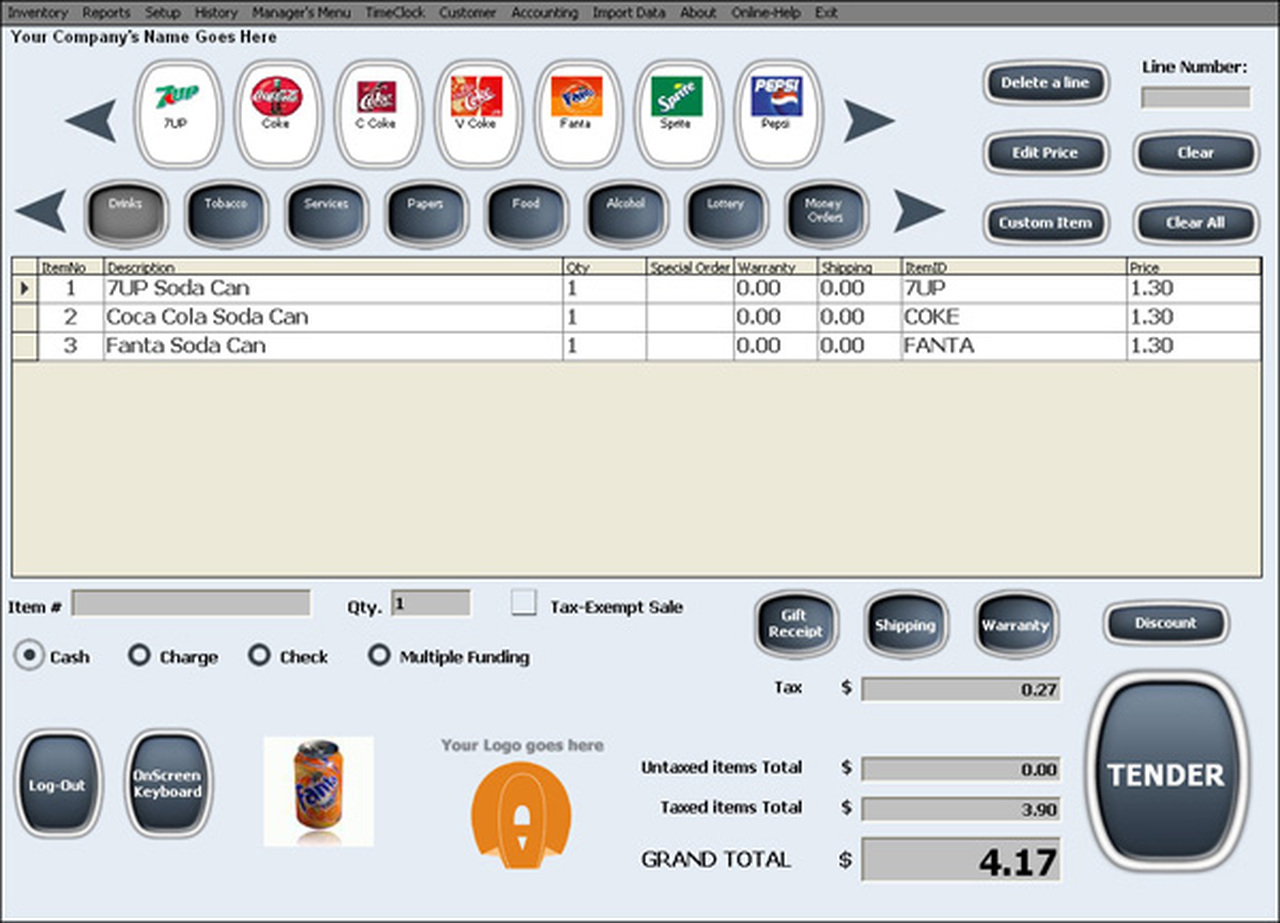 POS Maid Retail Software