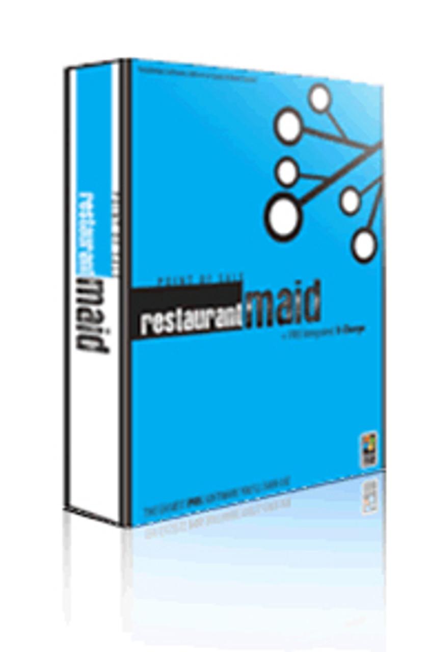 Alexandria Restaurant Maid POS Software and Hardware Bundle