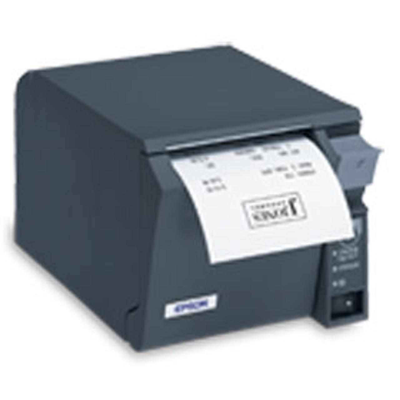 Epson C31C637114 TM-T70 Front Loading Thermal POS Receipt Printer