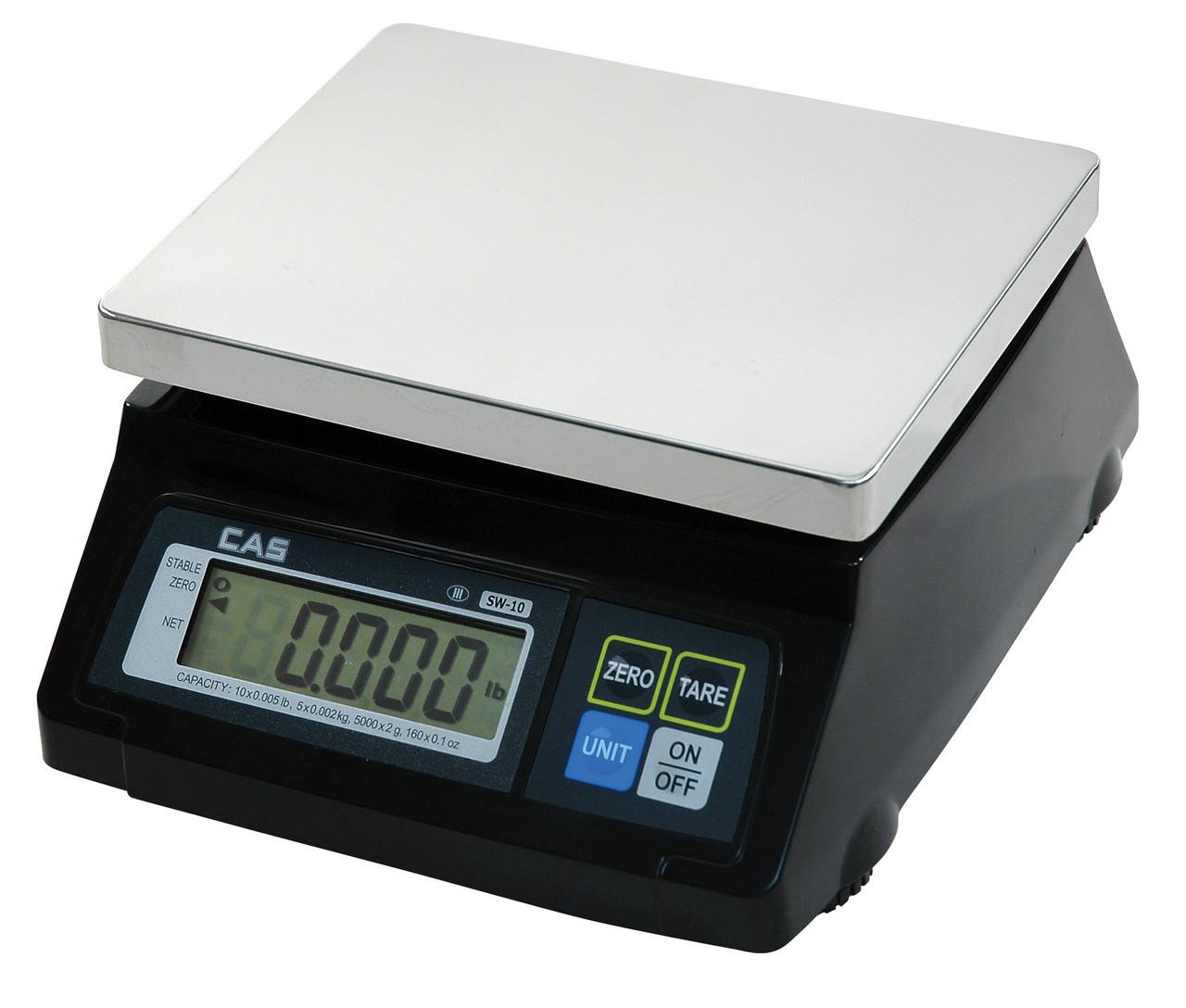 CAS SW-10RS, SAM4s Cash Register Compatible Scale