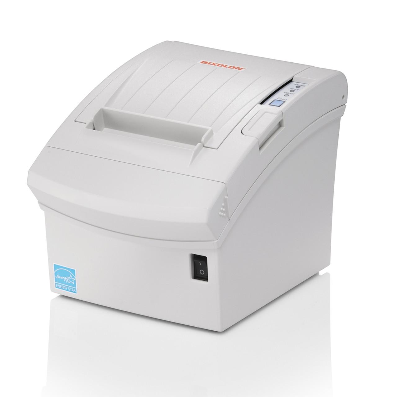 BIXOLON SRP-350III PLUS Thermal Receipt Printer, White