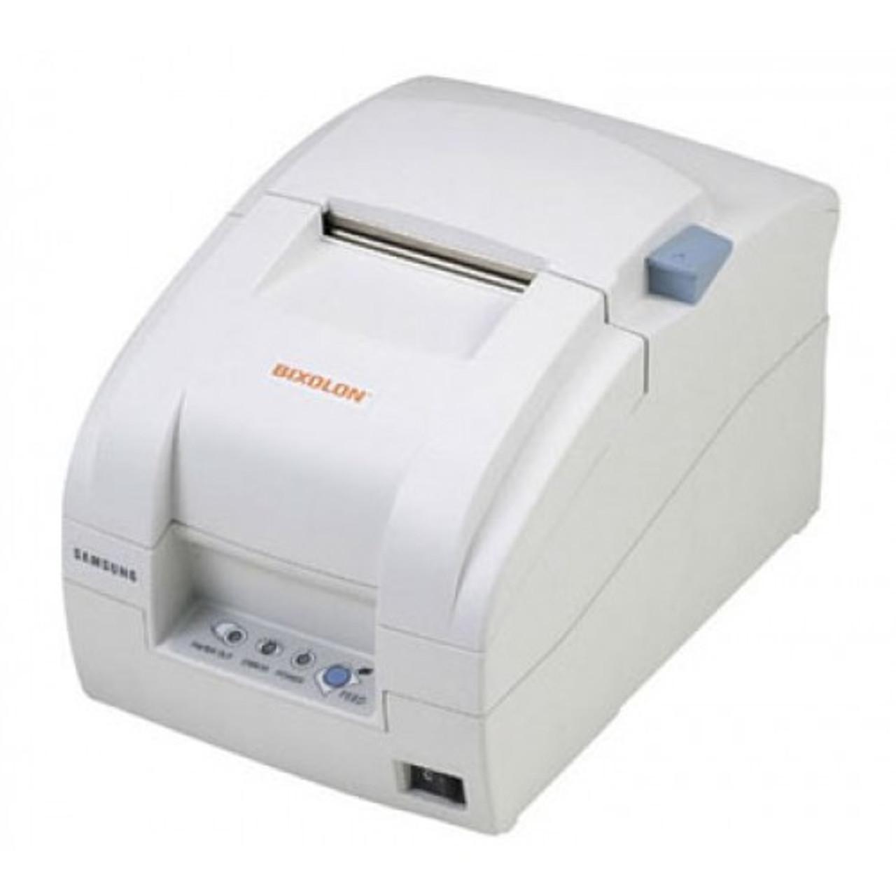 Bixolon SRP-275II, POS Impact Receipt Printer, White