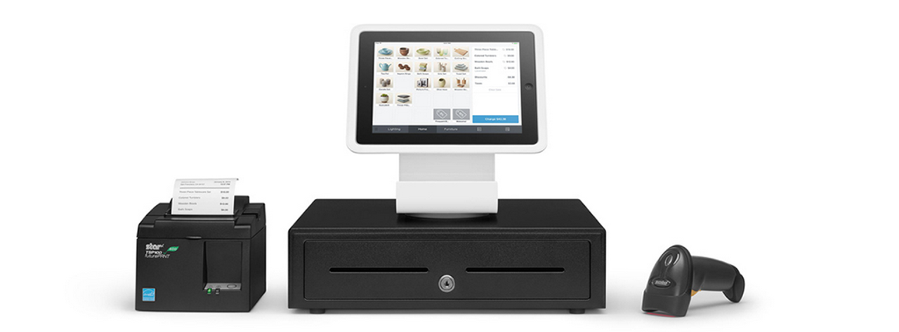 Square Cash Register Hardware Bundle