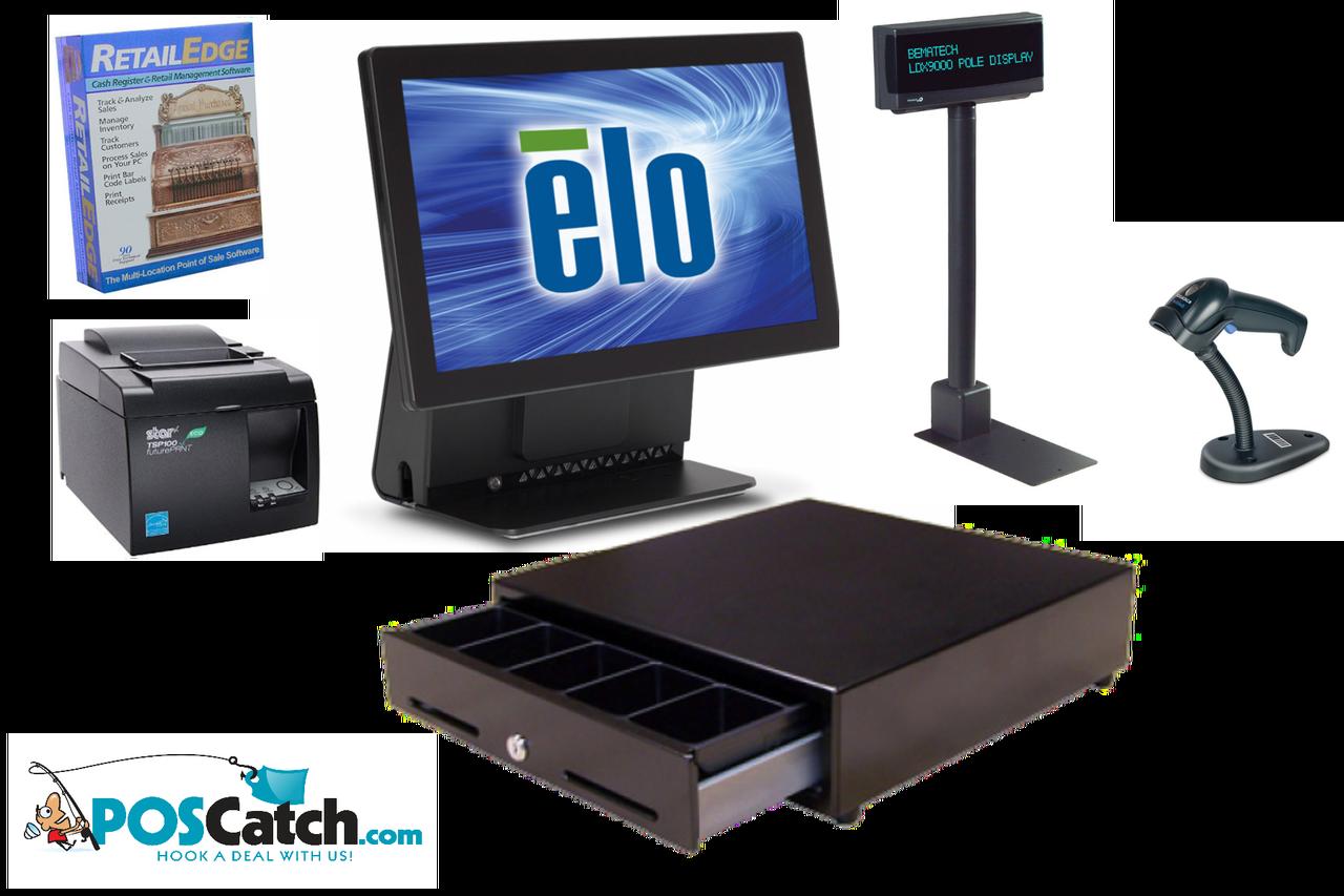 Retail Hardware Bundle, Retail POS System DIY