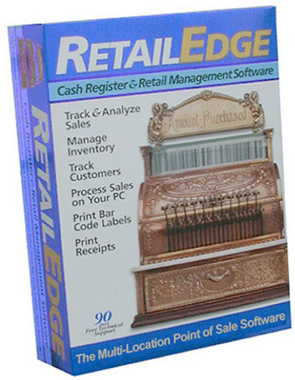POS System Powered by RetailEdge Software