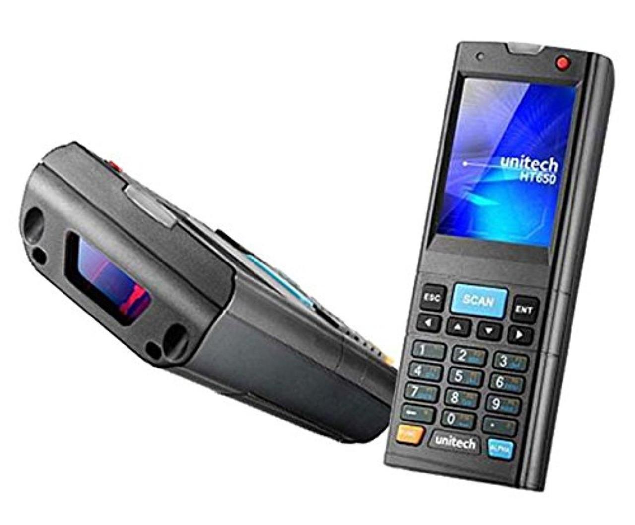 Unitech SRD650 Portable Data Terminal
