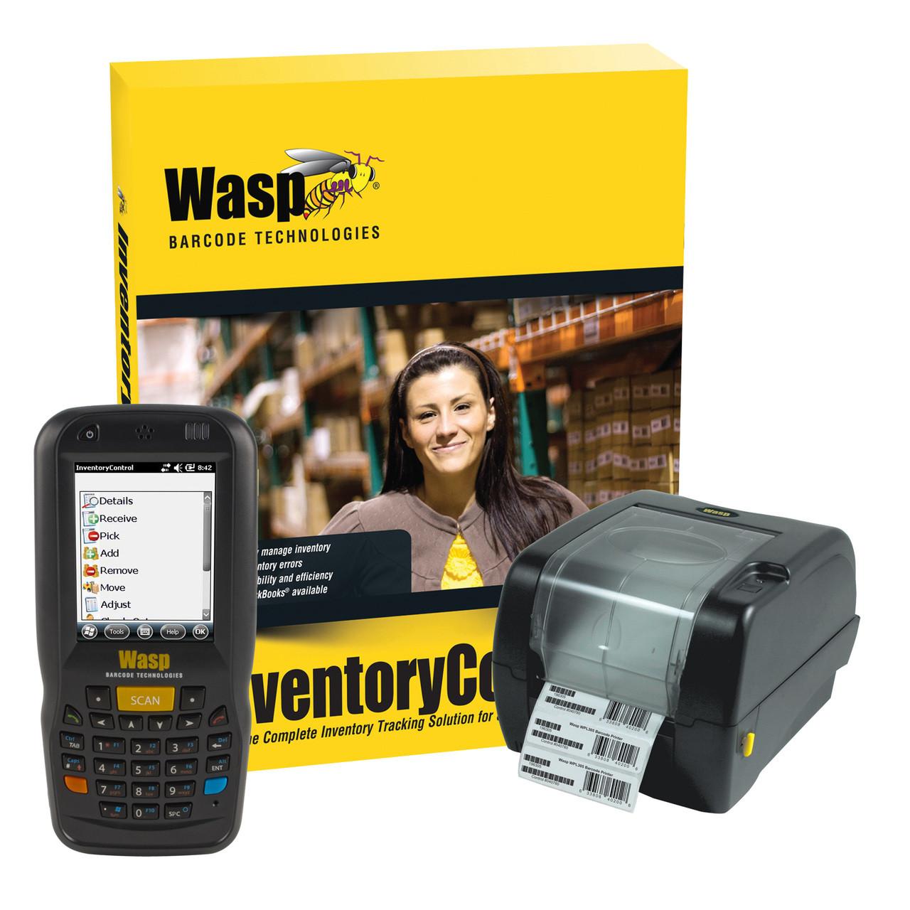 Wasp Standard Inventory Control Bundle