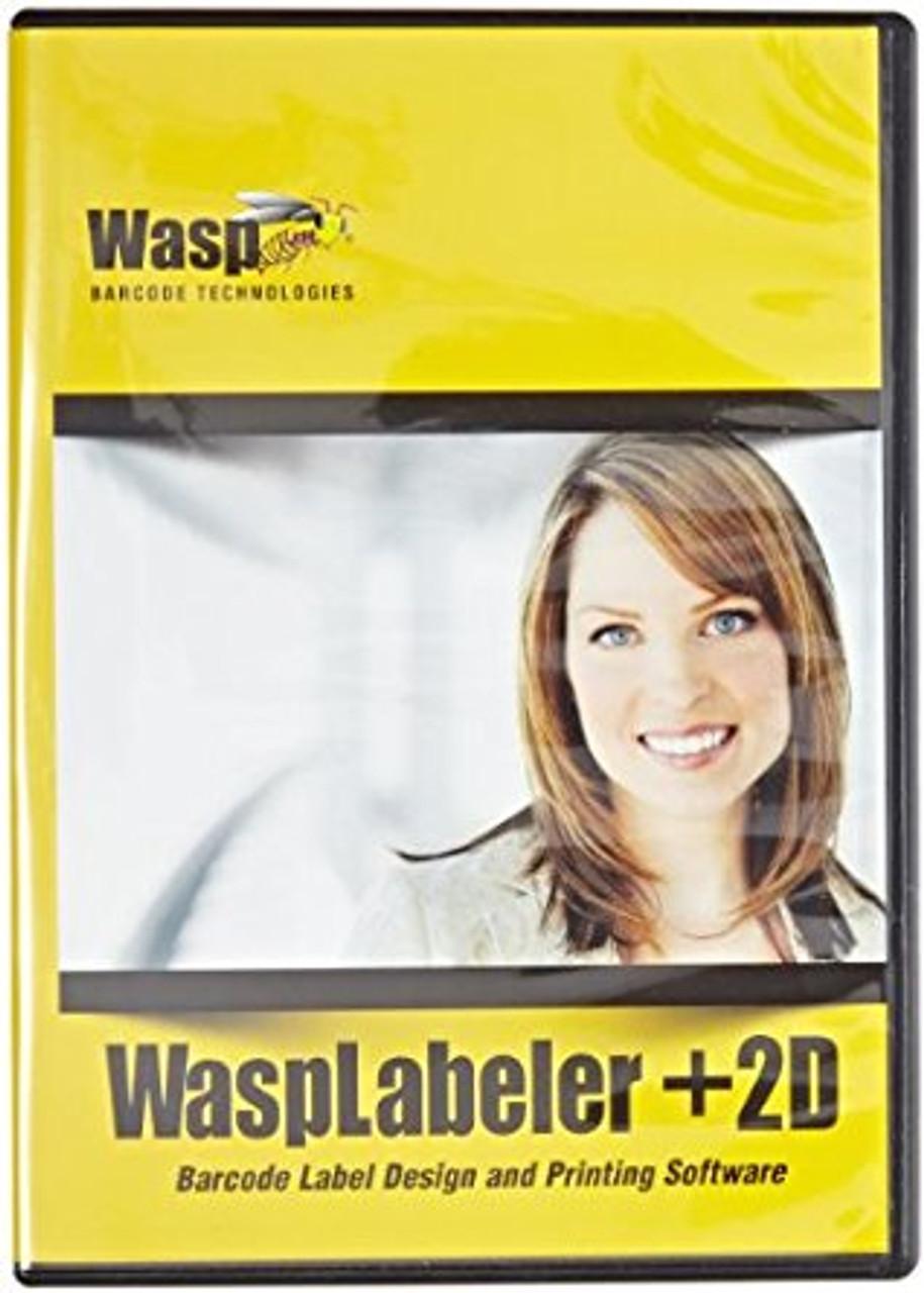 WaspLabeler Barcode Creation Software