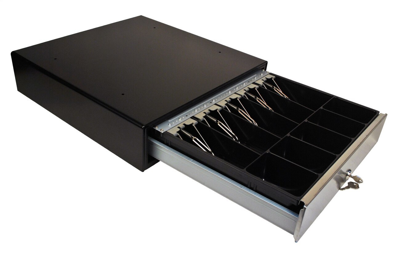 SP-103N-KSC Serial Cash Drawer No Media Slots