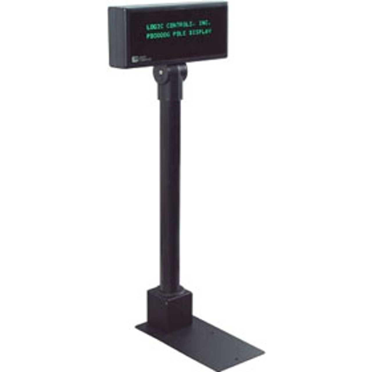 Logic Controls PD3900U-BK POS Pole Customer Display