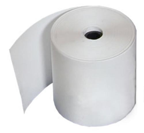 """3-1/8"""" Wide x 273 Feet Long Thermal Receipt Paper Rolls"""