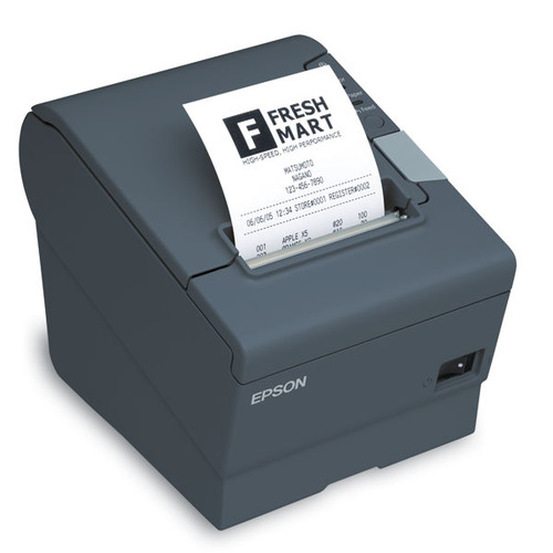 Epson TM-T88V Thermal Printer with Bluetooth.