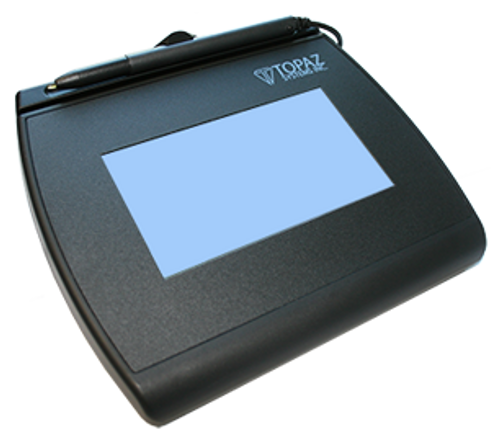 Topaz SignatureGem 4x3 Signature Capture Pad