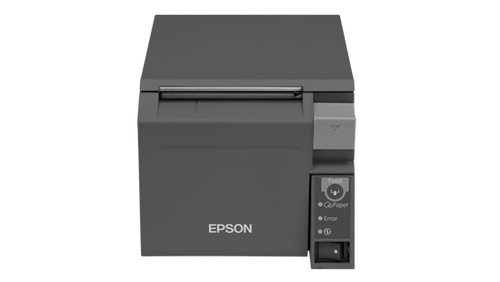 Epson C31CD38A9981 TM-T70II Front Loading Receipt Printer