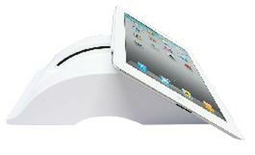 APG Stratis 6.6 to 8.5 Inches Tablet Stand, White