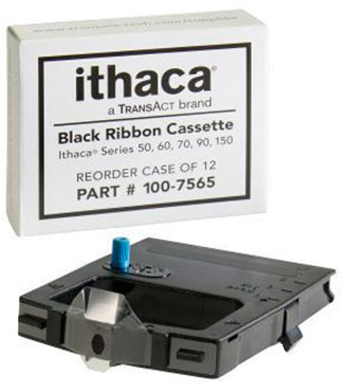 Genuine Ithaca Series 50, 60, 90,150 Printer Ink Ribbons