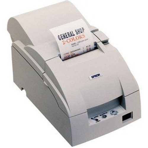pson C31C518603 TM-U220PD PARALLEL POS Receipt Printer