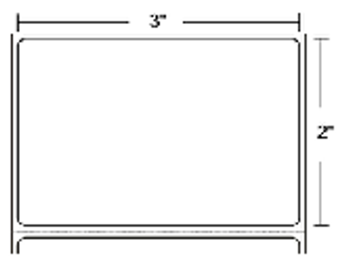 ZEBRA 10009529-EA BARCODE LABEL
