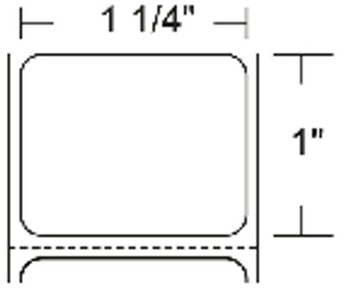 ZEBRA, 10009523-EA BARCODE LABEL