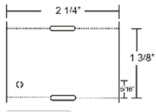 ZEBRA 10010054-EA BARCODE LABEL PAPER