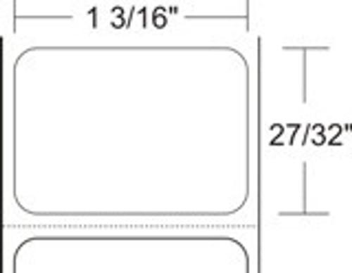 ZEBRA 10010037-EA BARCODE LABEL