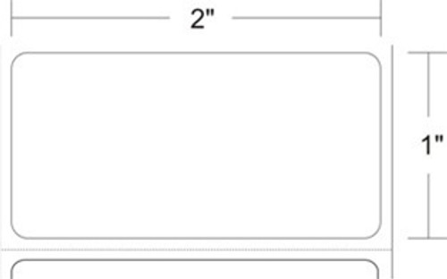 ZEBRA 10010039-EA BARCODE LABEL