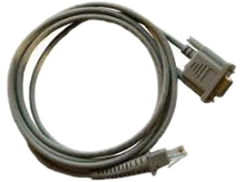Datalogic Staight 6.5' RS232/Serial Cable