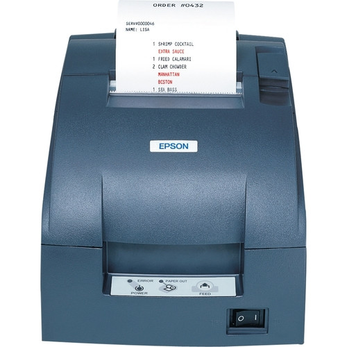 Epson C31C514A8711 TM-U220B POS Impact Receipt Printer