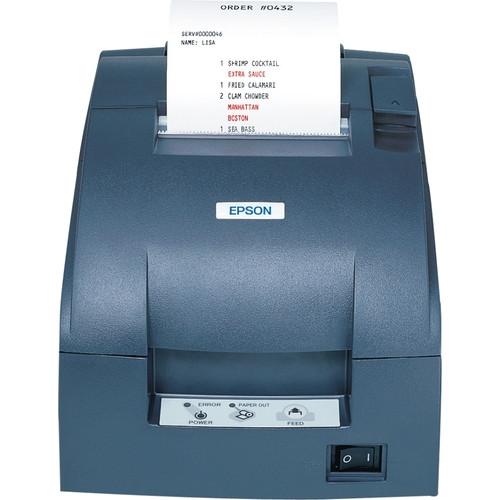 Epson C31C514A8711 TM-U220B POS Impact Receipt Printer