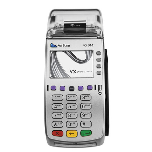 VeriFone, Vx520 Secure Carde Reader