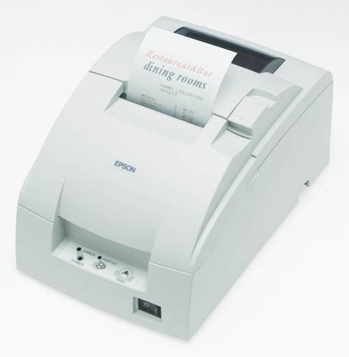 Epson C31C514A8741 TM-U220B POS Receipt Printer