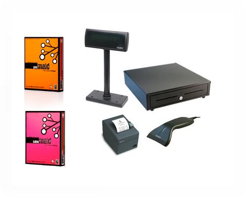 POS Maid or Salon Maid Hardware Bundle