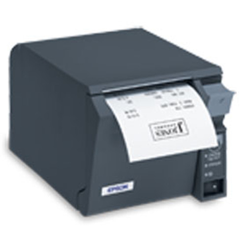 Epson C31C637114 TM-T70 Front Loading Thermal POS Receipt Printer