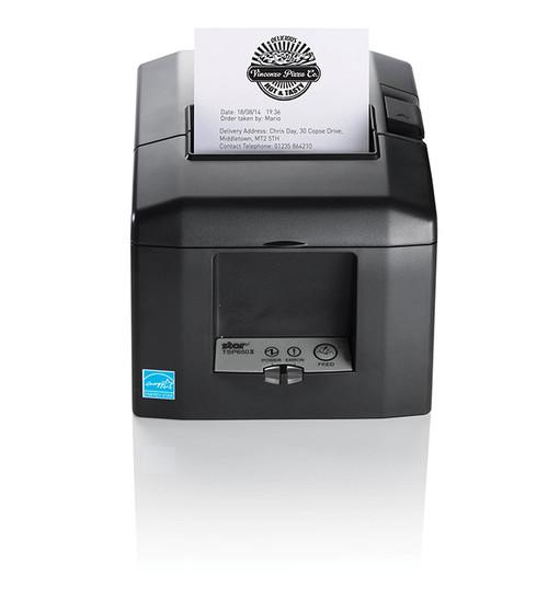 Star TSP654SK Sticky Paper Printer, Ethernet
