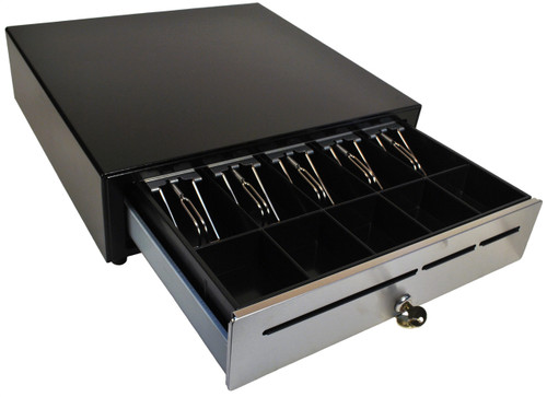 MS Cash Drawer EP-127NK-M-B, Black