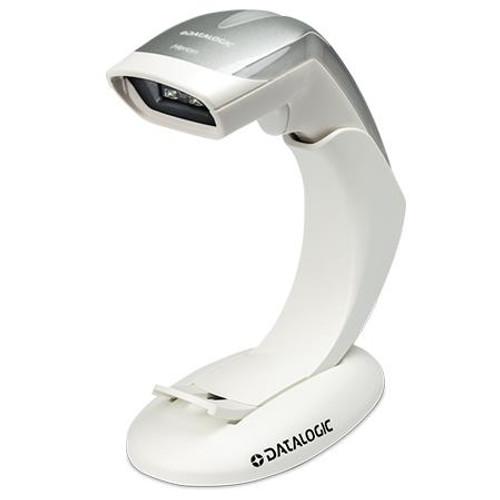 Datalogic Heron HD3430, 2D Scanner, White