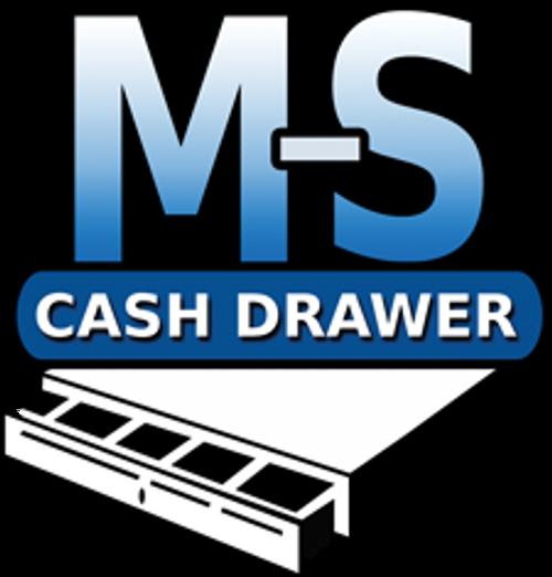 MS Cash Drawer CC-330-INSERT-4B5C