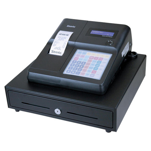 SAM4s ER-265EJ Food Service Cash Register