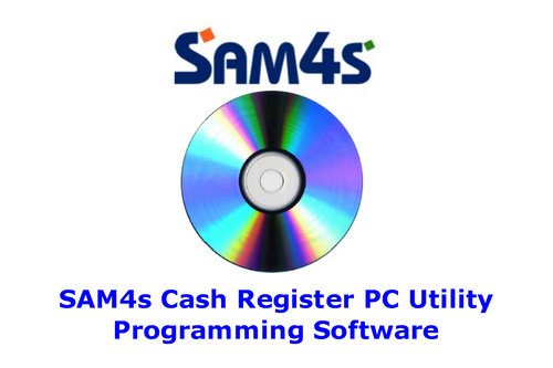 SAM4s Cash Register PC Utility