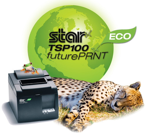 Star Micronics TSP100II ECO Ethernet