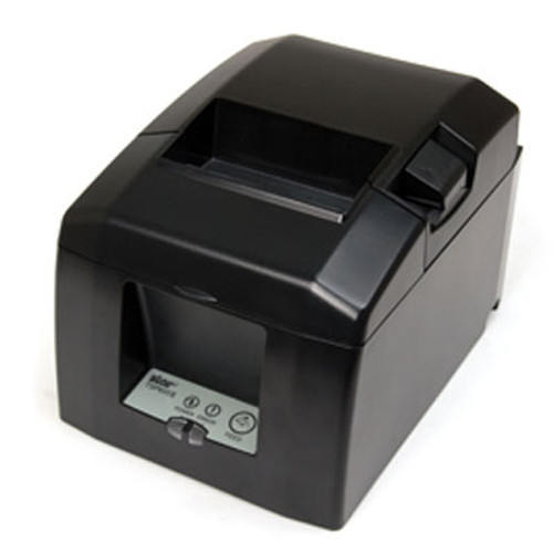 Star TSP650II WiFi Receipt Printer, TSP143IIIW-GRY