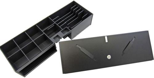 APG Flip-Top Cash Drawer Money Tray & Lid Set