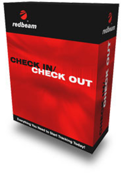 RedBeam Check In / Check Out Software